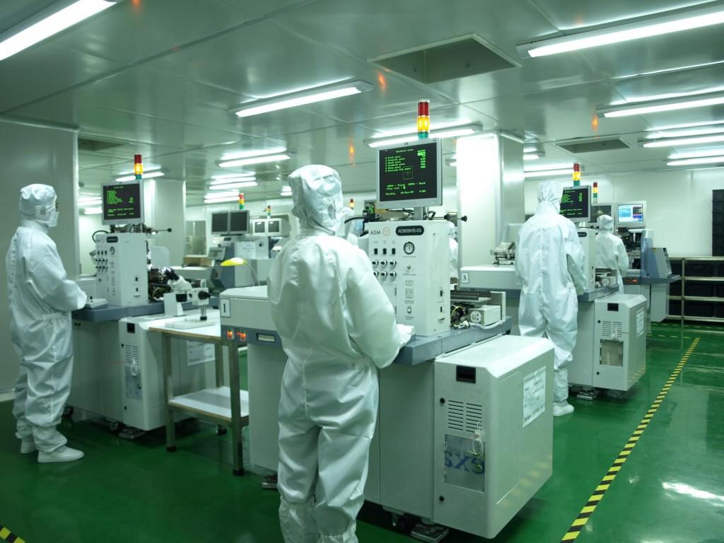 В Томской ОЭЗ создается крупносерийное производство светодиодов