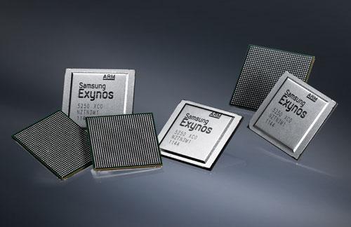 Samsung догоняет Intel на рынке чипов