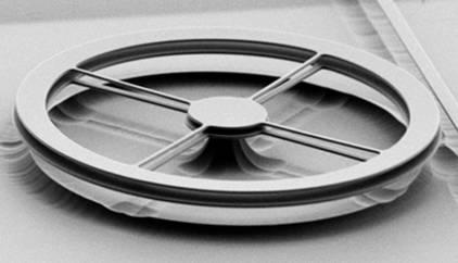 Оптические резонаторы перемещают нанообъекты