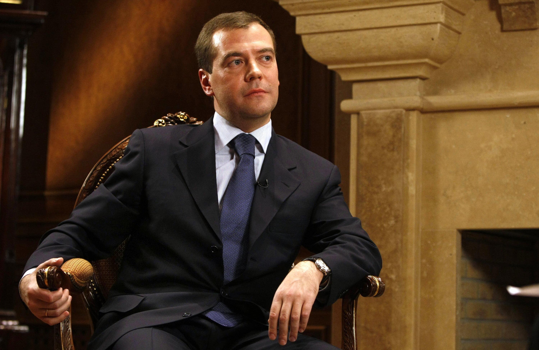 Дмитрий Медведев обсудит развитие инноваций в России
