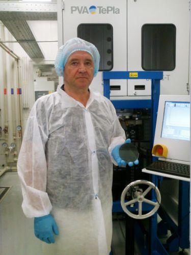 Выращен первый монокристалл карбида кремния методом высокотемпературной сублимации