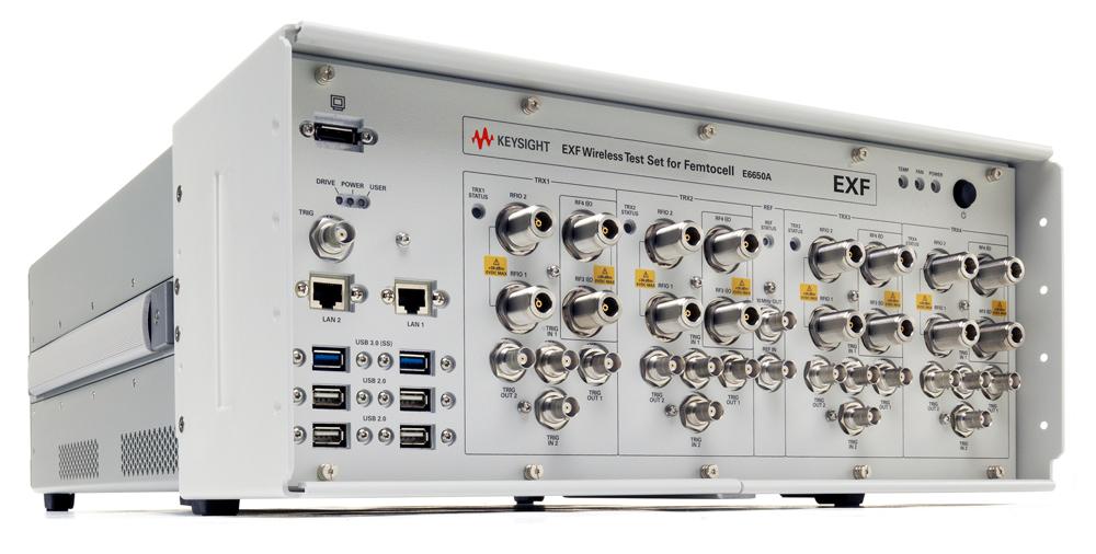 Новый прибор серии EXF компании Keysight Technologies