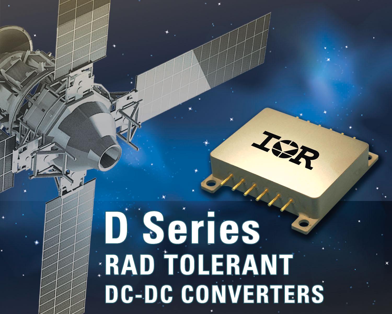 Радиационно-устойчивые  DC/DC-преобразователи  для космоса