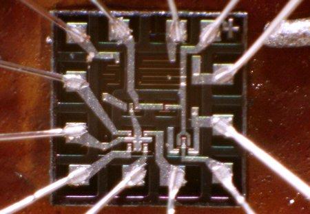 Отечественной интегральной схеме 50 лет