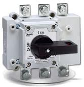 Новый выключатель-разъединитель фирмы LOVATO Electric