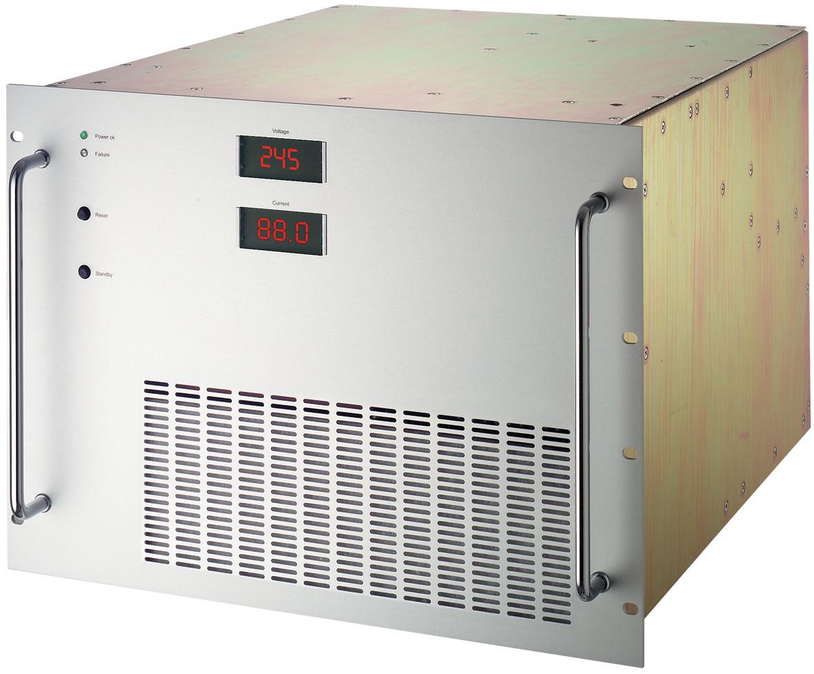 30-кВт источники питания  AC/DC и DC/DC-преобразователи с высокой удельной мощностью