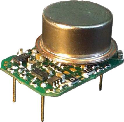 МХО37/14Р – миниатюрные высокостабильные  кварцевые генераторы с низкой потребляемой мощностью