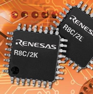Renesas R8C/Tiny для систем управления двигателями