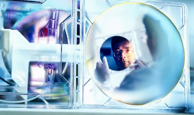 В России будет развёрнуто производство фотонных микросхем