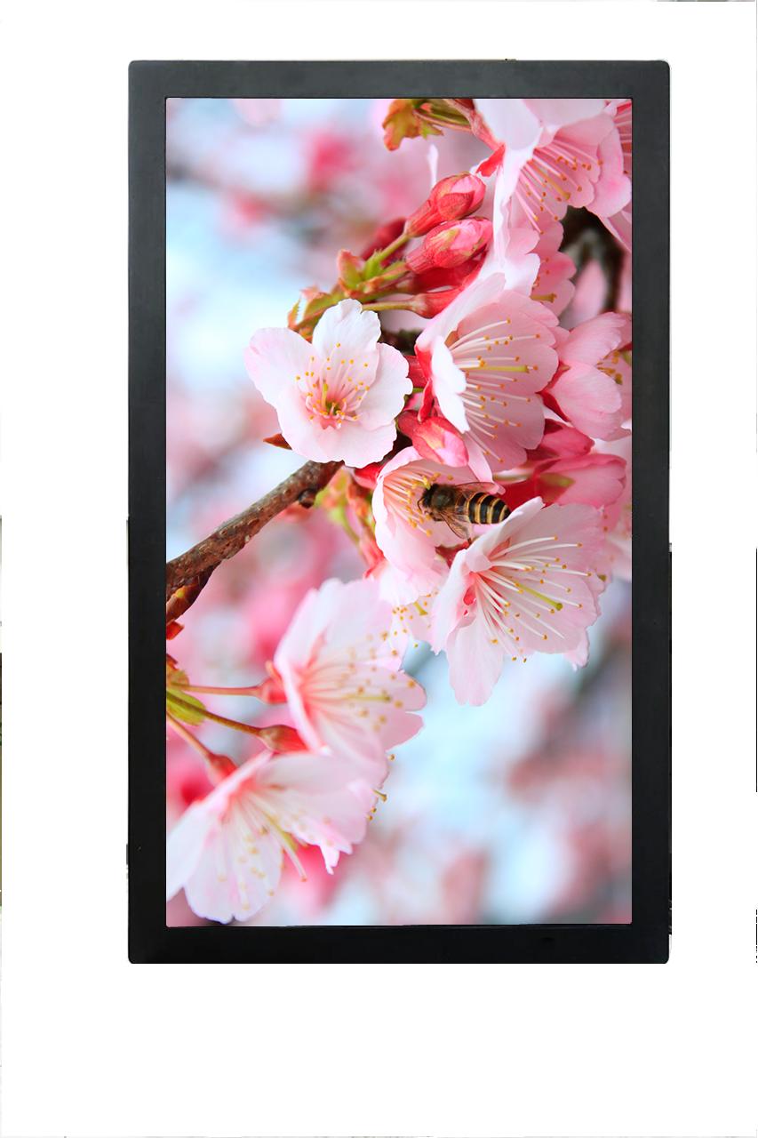 """55"""" ЖК-дисплей с высокой яркостью свечения экрана"""
