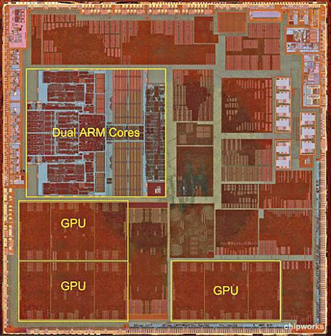 TSMC может стать единственным поставщиком 20-нм 4-ядерных процессоров Apple