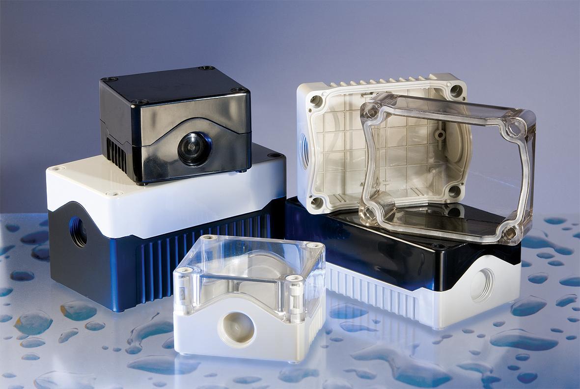 Компания Bulgin открывает новое направление – производство влагозащищенных корпусов для РЭА
