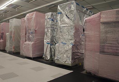 Запуск завода «Ангстрем-Т» по производству 130-нм чипов отложен на 2015 год