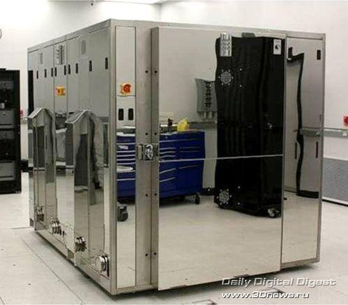 Боевой 100-кВт лазер Northrop Grumman. Почти портативный