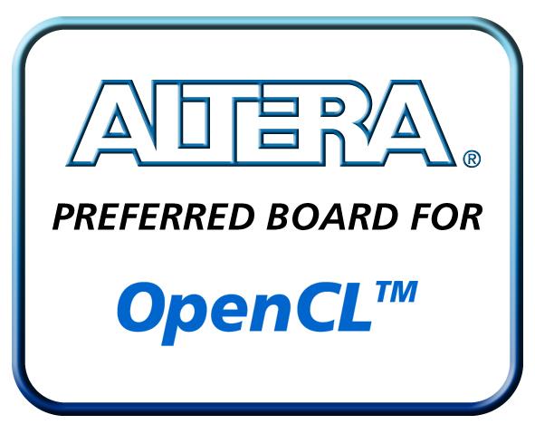 Altera выпустила учебный online-курс по созданию пользовательской платформы OpenCL
