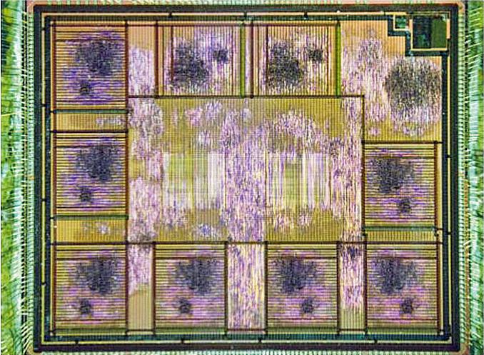 Исследователи показали самовосстанавливающийся чип