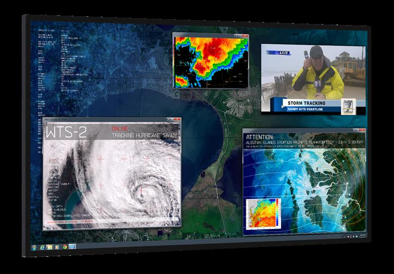 Дисплеи Planar® UltraRes 4K с ультравысоким разрешением — созданы профессионалами для профессионалов