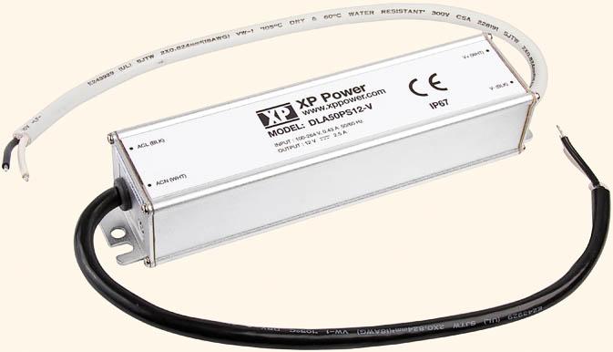 Источники питания AC/DC для светодиодного освещения