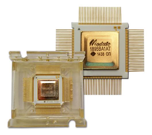 Новые радиационно-стойкие микросхемы 1895ВА1АТ  и 1895ВА2Т от ЗАО НТЦ «Модуль»