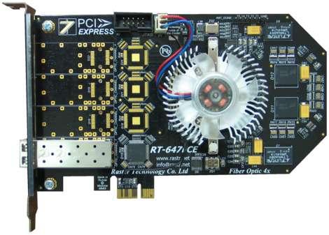 Интерфейсная плата RT-647FCE
