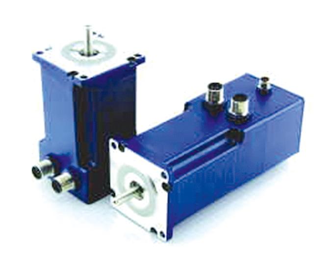Шаговые двигатели с магнитным кодером