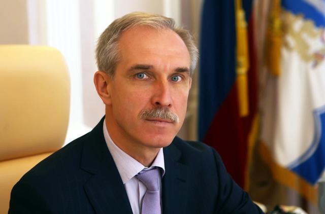 Руководителю УКБП вручили знак отличия «За заслуги перед Ульяновской областью»