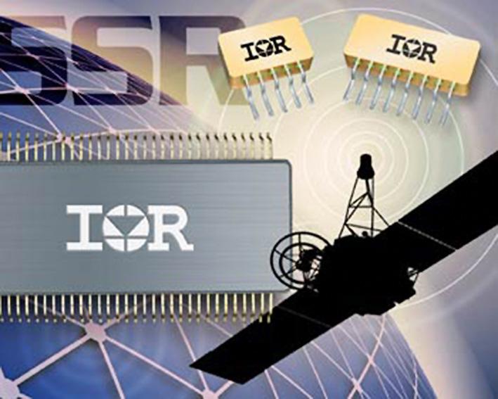 Радиационно-стойкие твердотельные реле International Rectifier для замены электромеханических реле в высоконадёжных системах