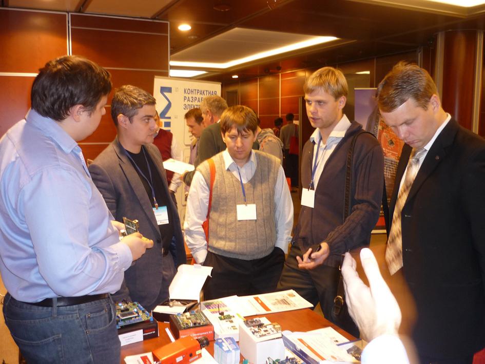 Конференция ARM-Event 2013