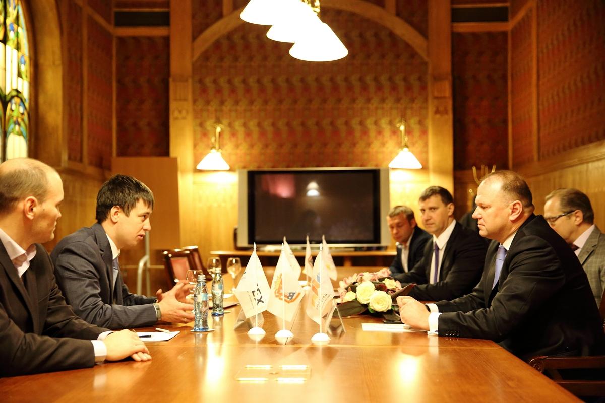 Соглашение о сотрудничестве Корпорации развития Калининградской области  с компанией «ЭлТех СПб»