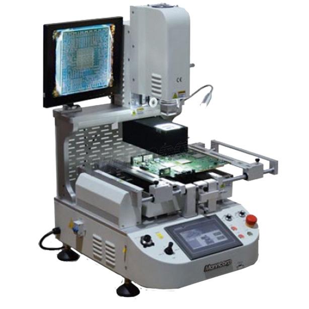 Manncorp представляет  многоцелевую высокоточную ремонтную систему RW1210