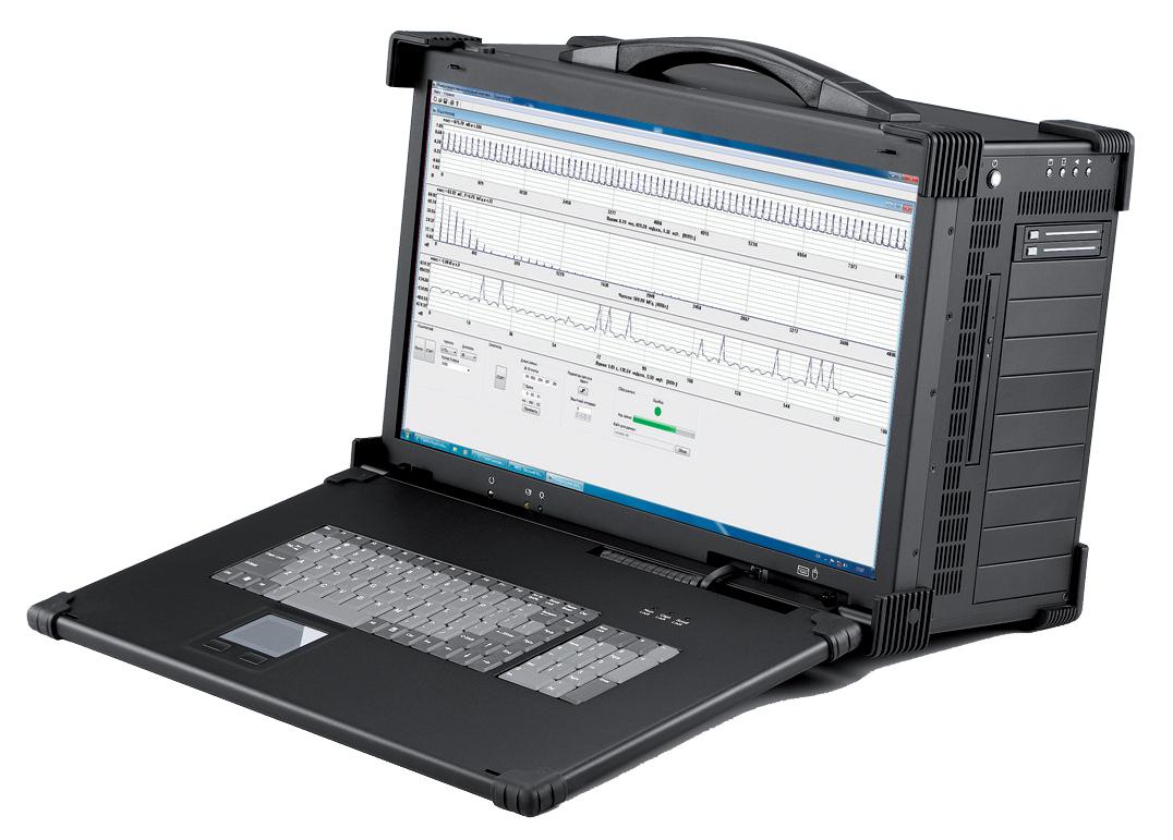 Цифровая система регистрации и записи ВЧ-сигналов для дальнейшей обработки