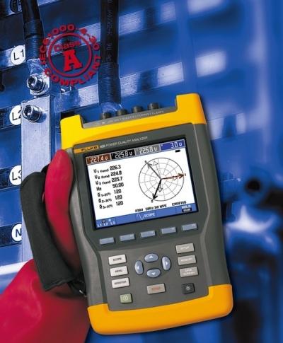 Анализаторы качества электроэнергии Fluke 430 II