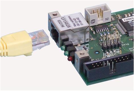 Управление источниками питания через Ethernet