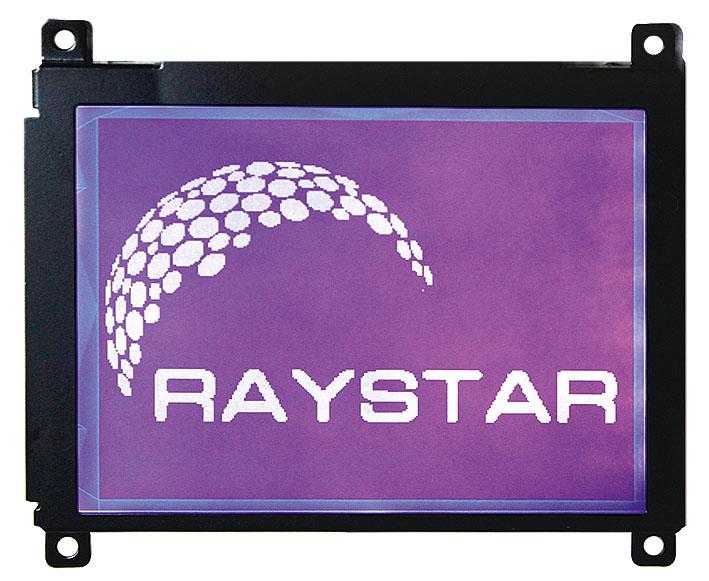 Компактный модуль ЖК-дисплея RT320240B3, выполненный с применением технологии TAB