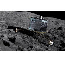 Миссия «Розетта»: maxon motor участвует в гонке за кометой