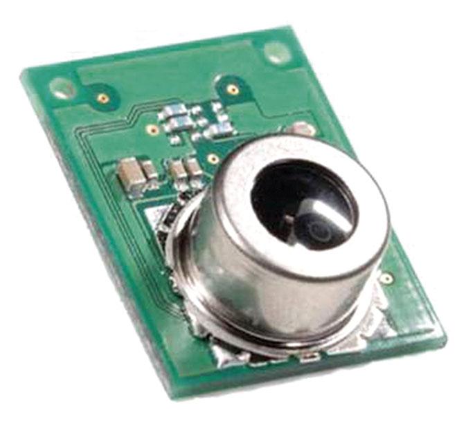 Микроэлектромеханический термодатчик