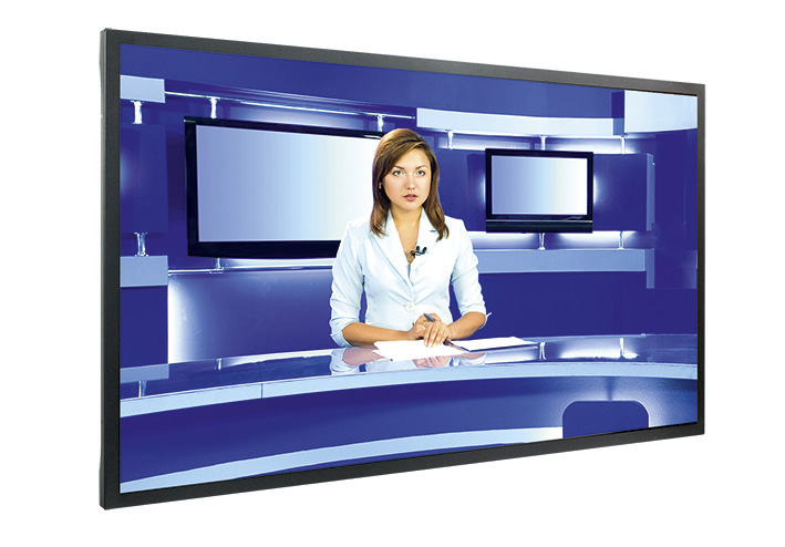 Большеформатные ЖК-дисплеи серии EP5550 для круглосуточной работы