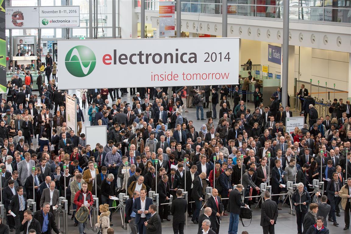electronica 2014: будущее