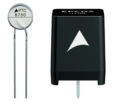 Термисторы с положительным ТКС для ограничения пускового тока