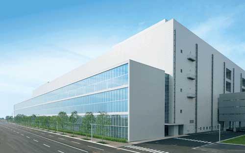 Начал работу завод Sharp по производству солнечных элементов