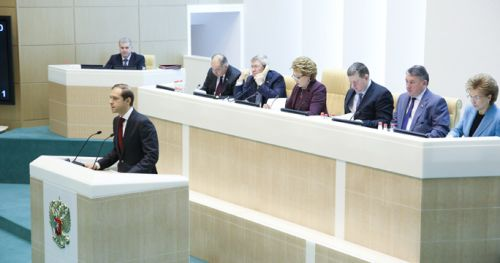Закон «О промышленной политике» одобрен Советом Федерации