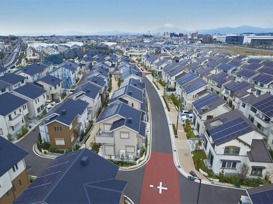 В Японии открыли «умный город»