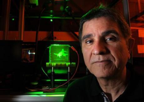 Учёные сделали важный шаг в разработке голографических 3D-экранов