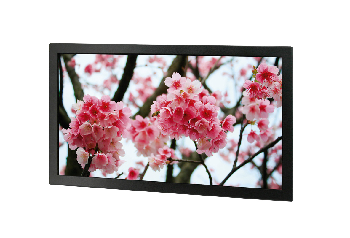"""10,1"""" TFT ЖК-дисплеи высокой яркости с форматом изображения WSVGA"""