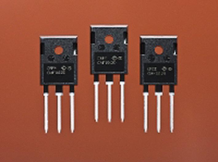 Карбидокремниевый МОП-транзистор на 1200 В