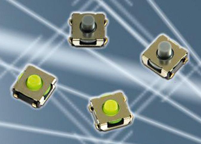 Кнопка со степенью защиты IP67