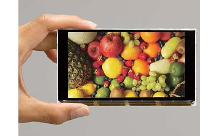 Ortustech представила «самый компактный в мире» Full HD-дисплей
