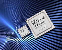 Xilinx: Virtex-6 и Spartan-6 для прикладных платформ разработок