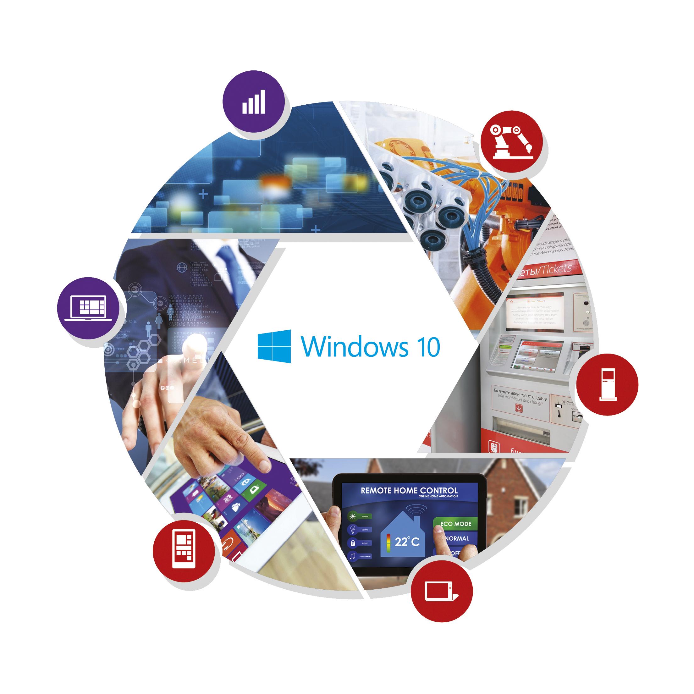 Создавайте новые устройства на базе современной ОС Windows 10 IoT
