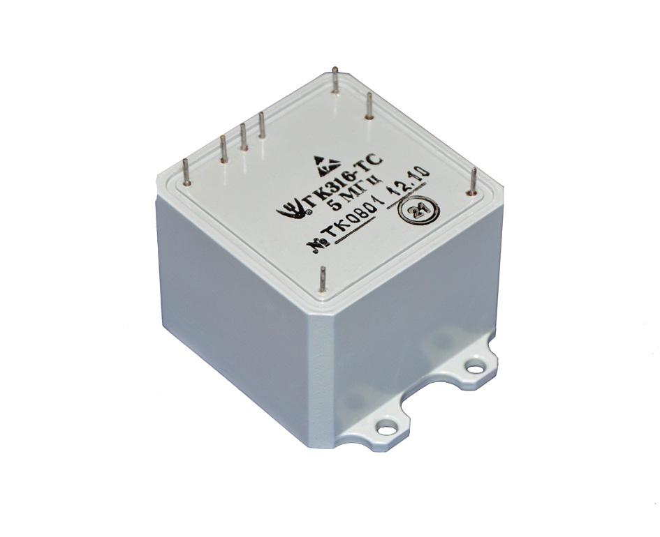 Ультрапрецизионный термостатированный малошумящий кварцевый генератор ГК316-ТС